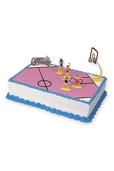 Basketball Pasta Oyuncağı