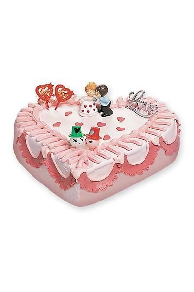Sevgililer Özel Pasta Oyuncağı