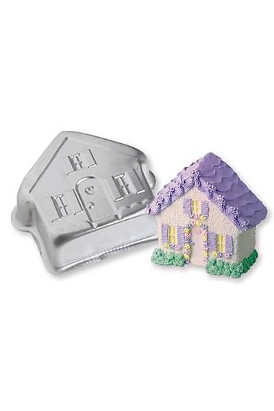 Ev Modeli Kek Kalıbı