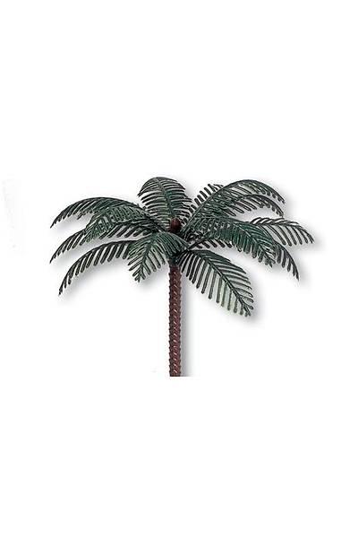 Palmiye Ağacı Büyük Pasta Süsü