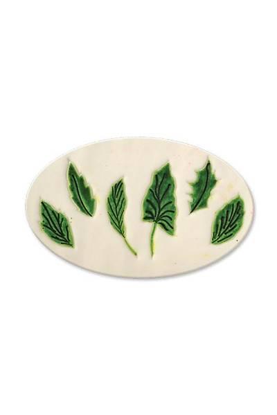 Yaprak Figürlü Pasta Kalıbı