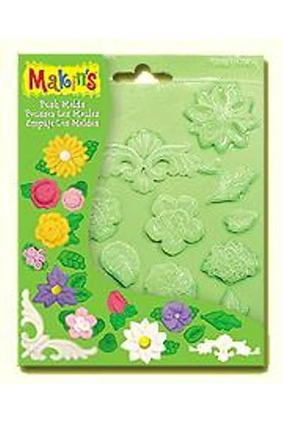 Çiçekler Þekilleme Kalýbý