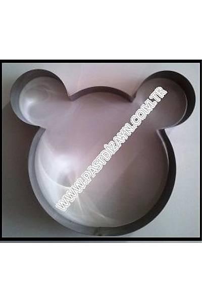 Mickey Mouse Pasta Kek Çemberi