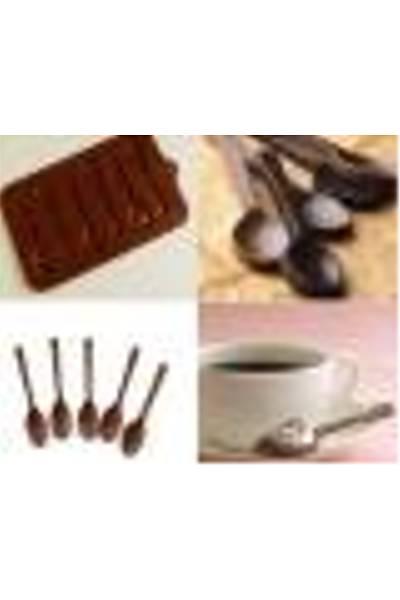 Kaşık Çikolata Kalıbı
