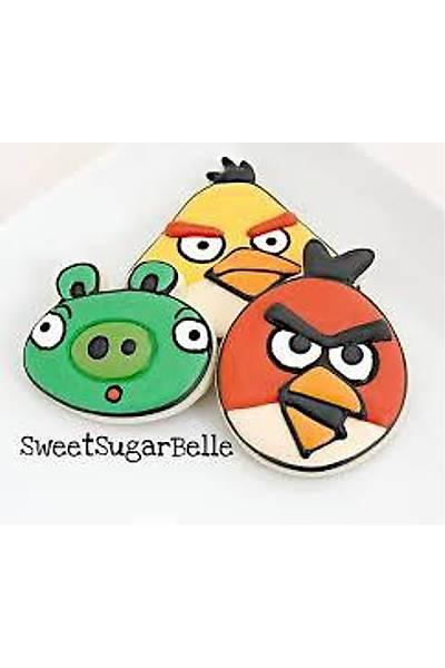 Angry Birds  Enjektörlü