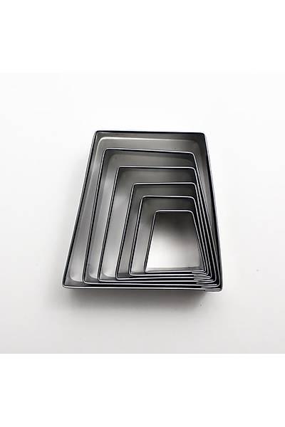 6 LI  Piramit Volovan Metal Set