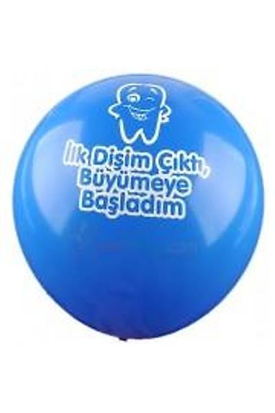 Diþim Çýktý Balon Erkek 5 AD