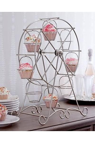 Dönme Dolap Cupcake Standý