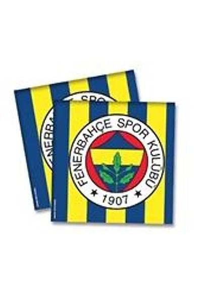 Lisanslý Fenerbahçe  Parti   Peçete 20 ad.