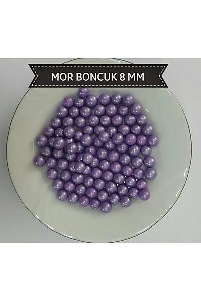 Mor 8 mm Boncuk Sprinkles 40 gr.