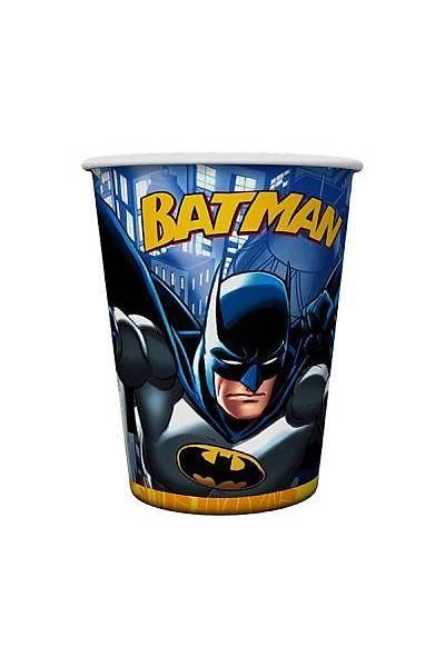 Batman Bardak 8 adet