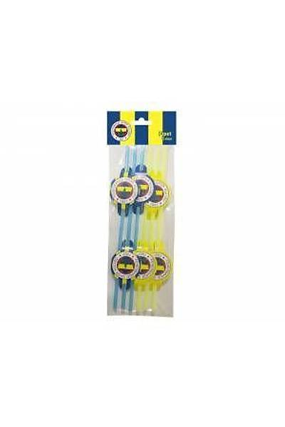 Fenerbahçe Pipet 6 adet