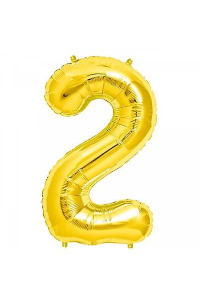 2 Yaş Altın Balon