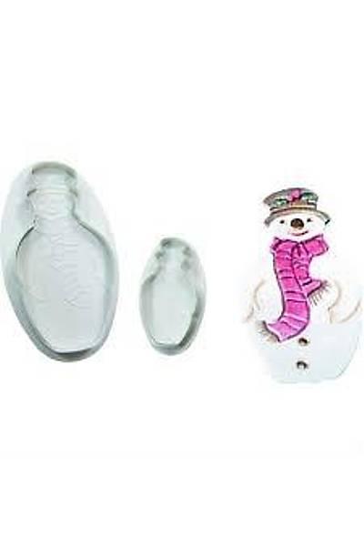 Snowman Şeker Hamur Kesici