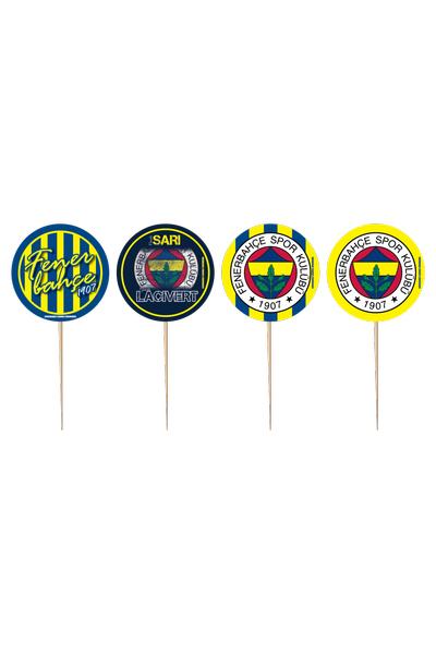 Fenerbahçe  Kürdan Süs  (8Adet)