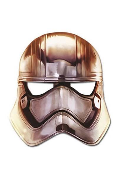 Starwars Karton Maske 6 adet