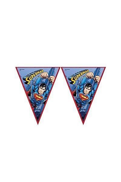Superman Parti Bayrak