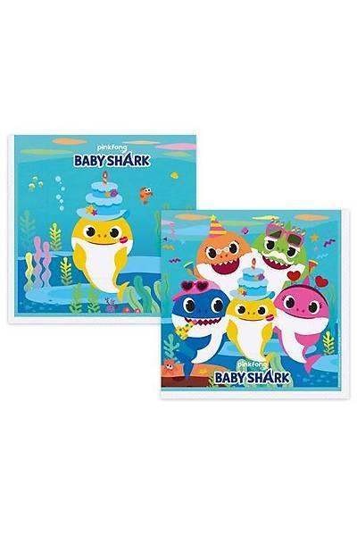 Baby Shark Peçete 20 adet