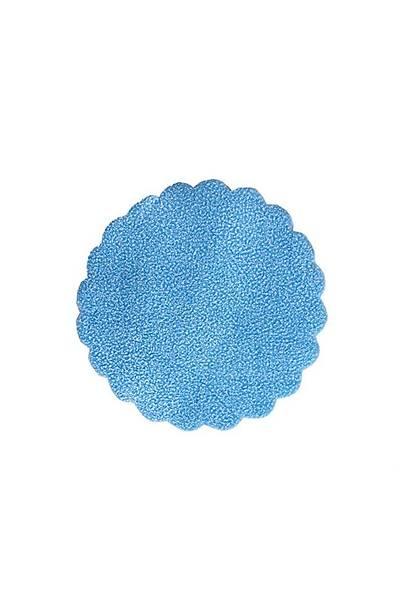Mavi Karlý Kese 22 cm 100 adet