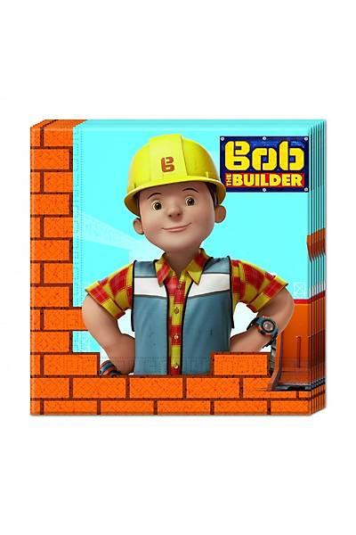 Bob The Builder Peçete 20 Ad