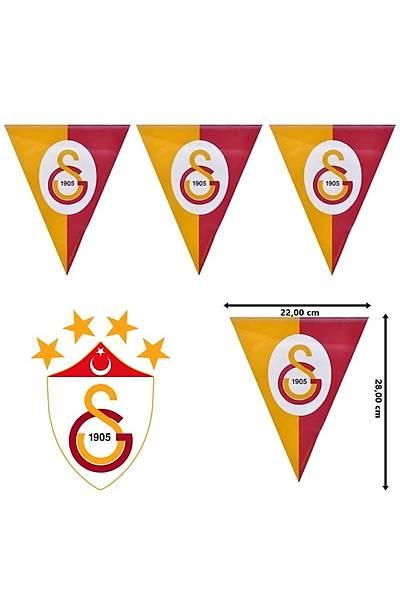 Galatasaray Doğum Günü Bayrak