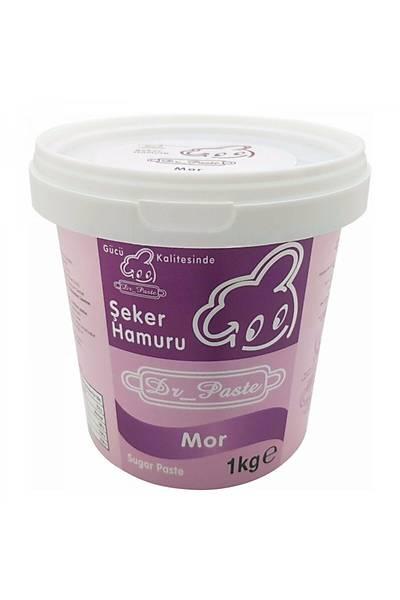 Dr Paste Mor Þeker Hamuru 500 gr
