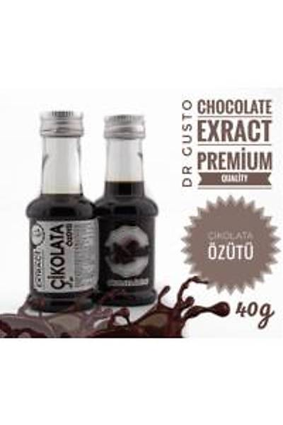 Dr Gusto Çikolata Özütü 40 Gr.