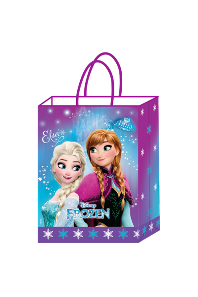 Frozen Parti Çantasý 12 ad.