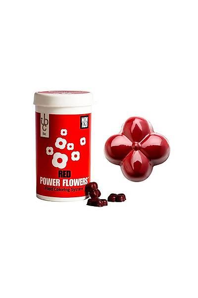 Red Power Flowers Kýrmýzý ÇÝkolata Boyasý 50 gr