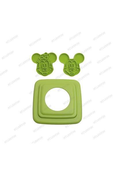 Mickey and Minnie Kurabiye kalıbı