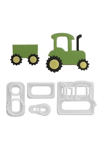Traktor Kesici Set