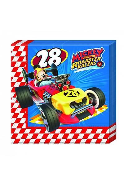 Mickey Roadster Peçete