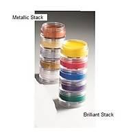 LUMIERE STACK: METALLICS-BRILLIANTS