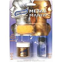 METAL MANIA SILVER-COOPER-GOLD SET
