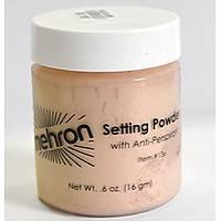 Mehron Setting Powder - Ultra White 16 gr