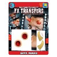 DEVIL HORNS TRANSFER