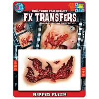 FX TRANSFERS RIPPED FLESH
