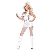 SWEET HEART NURSE COSTUME