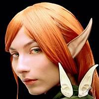 Büyük Elf Kulaklarý -Lateks