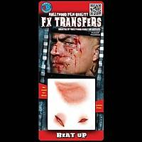 FX TRANSFERS BEAT UP
