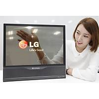 46 inç Endüstriyel Saydam Transparan Ekran