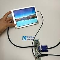 AUO G065VN01 6.5'' VGA Color TFT-LCD Module Ekran