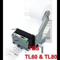Custom TL60 & TL80 Termal Endüstriyel Kiosk Yazýcýlarý
