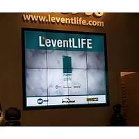 Videowall Panel 3,5mm Bezel Samsung 2x4 8 Adet Dikey veya Yatay Kullaným imkaný
