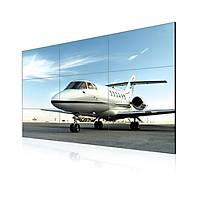 LG 55LV35A 55'' LED Videowall Monitor 3.5 mm Bezel