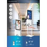 Dezenfektan Kiosk Çözümleri ''Covid19'dan Korunmanýn Teknolojik Yolu''