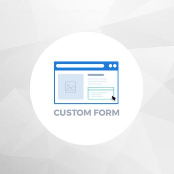 PlatinMarket Custom Form - Yazý Göndermeli