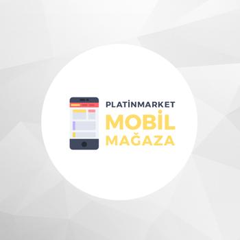 PlatinMarket Mobil Mağaza