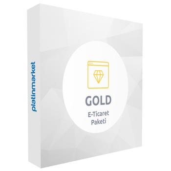 PlatinMarket Gold E-ticaret Paketi