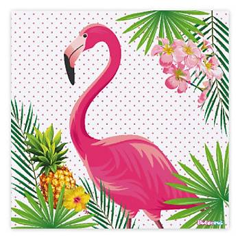 Flamingo Peçete 16'lý